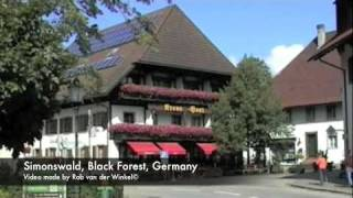 Simonswald, Black Forest, Germany