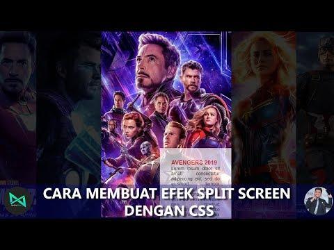 cara-membuat-efek-split-screen-(avengers-endgame)-dengan-css---#15[tutorial-html-css-&-js]