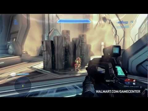 Halo 4's Frank O' Connor Compares Bungie to 343 Industries 01:48