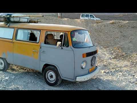 VW T2 dead sea israel