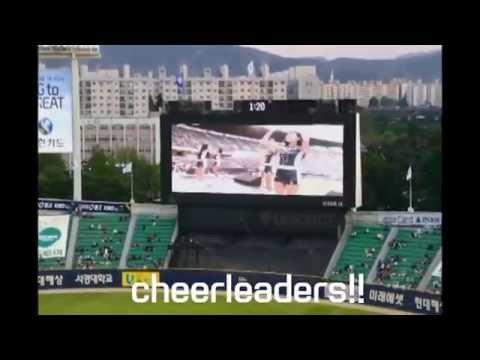 Sports Tourism- Watching a baseball match in Seoul