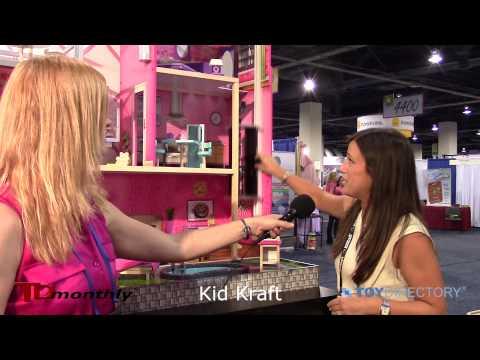 Kid Kraft - Uptown Dollhouse at ABC Kids