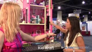 Kid Kraft - Uptown Dollhouse At Abc Kids