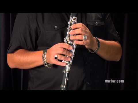 Libretto by Antigua Student Clarinet LCL-2500