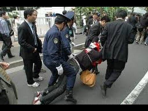 SEALDs】公務執行妨害で逮捕「お...