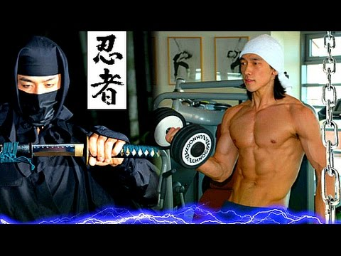 Making Of NINJA ASSASSIN 2 ☯ Deadly Ninjutsu Martial Arts Training - Rain
