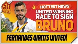 Bruno Fernandes Bid Made? Man Utd Transfer News
