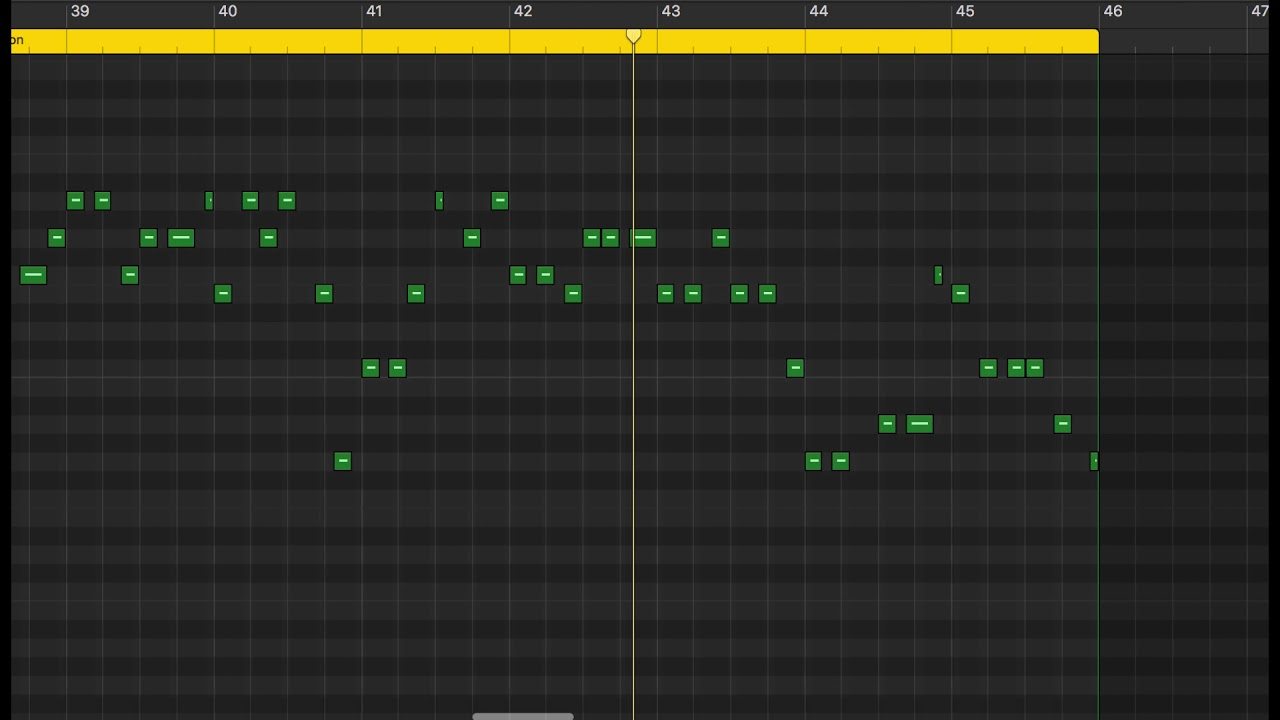Generating music with Python and Neural Networks using