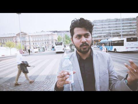 Indian Entrepreneur In Finland | Walk And Talk In Helsinki