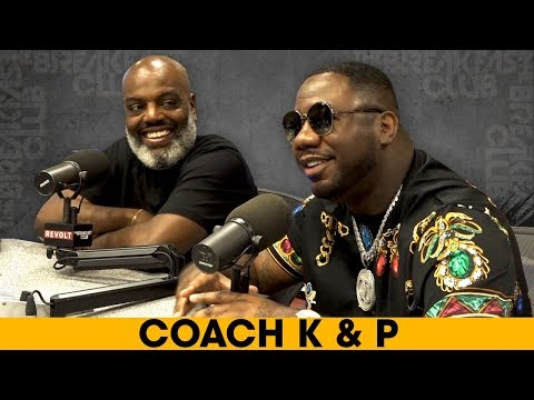 Papa Keith - Coach K and P Talk About Yung Miami's Unfortunate Incident And More!