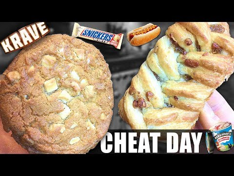 EPIC CALORIE CHEAT DAY #9 | How To Calculate YOUR CALORIES?