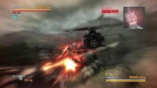 Metal Gear Rising - Hammerhead Boss Fight - Revengeance Difficulty - No Damage - S Rank