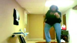 scarlet takes a tumble best - Fat black lady falls off table - woman falls of table