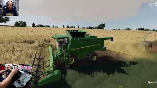 farming simulator 19 /Oakfeild farm/farmers MP /day11