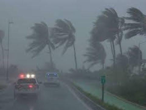 DISASTER - Monster Hurricane Irma hovering  category 5 - Breaking news