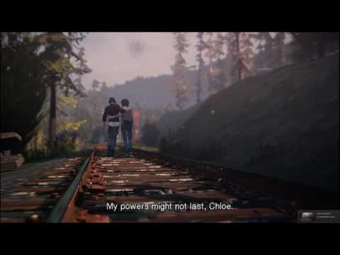 "Life is strange ""we will..forever"""