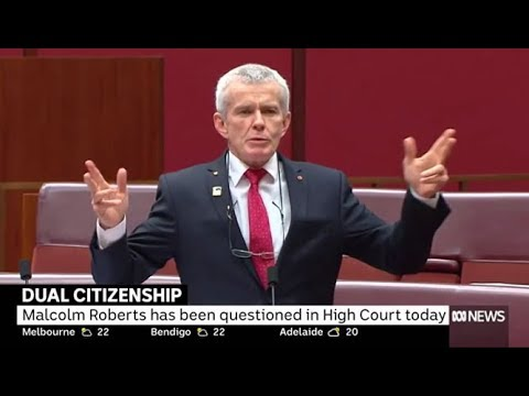 Empirical evidence wizard Malcolm Roberts confronted by High Court empirical evidence