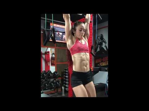 Best of Female Bodybuilding || Abs