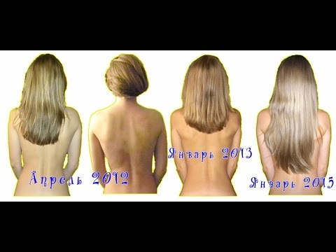 Лечение волос в домашних условиях народными средствами