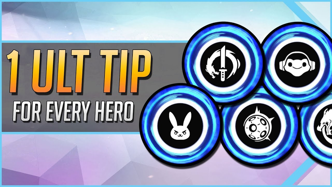 1 ultimate tip for every hero youtube