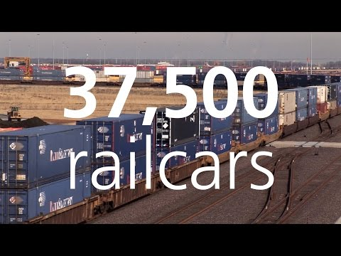 CREATE: Keeping Chicagoland at the nexus of America's freight network
