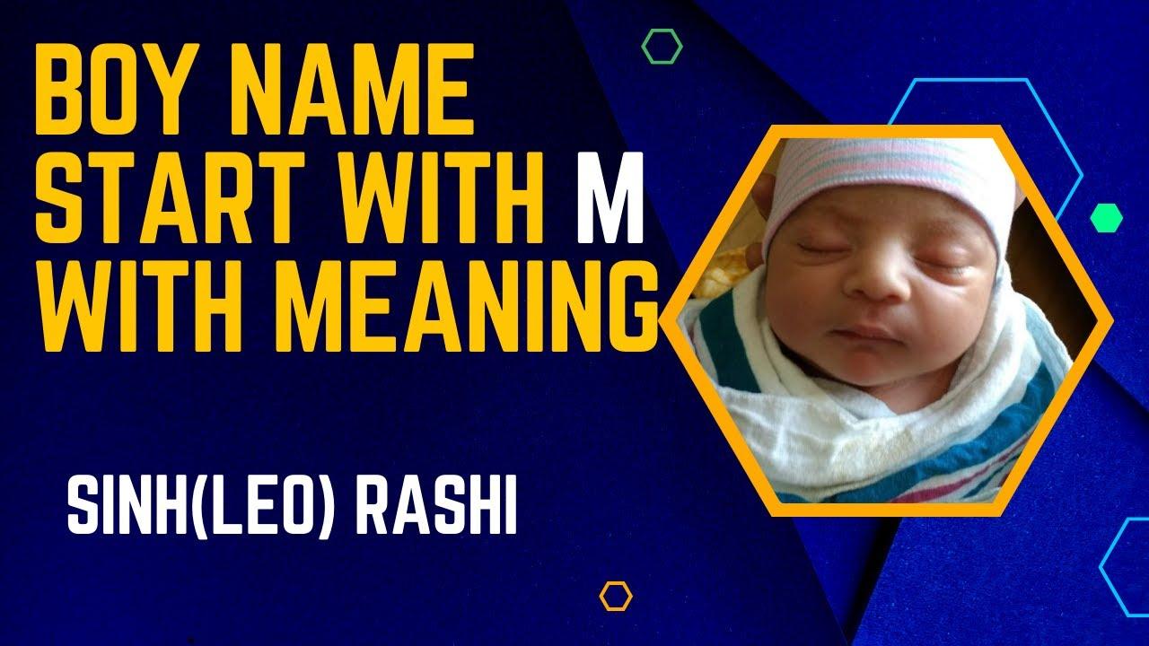 Names indian rashi Names by