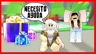 I DO HAPPEN FOR POBRE WILL ANYONE HELP ME? (SOCIAL EXPERIMENT) ADOPT ME - Roblox