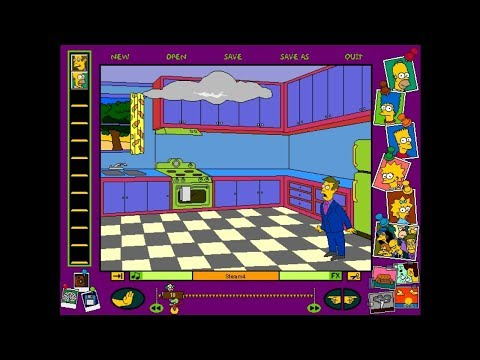The Simpsons – HOMR – Animation Cartoons Movie – Simpson clip2 from YouTube · Duration:  2 minutes 1 seconds