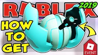 [EVENT] HOW TO GET THE CRACKING TECHNOLEGGY TURRET EGG | ROBLOX EGG HUNT 2019 Scrambled In Time