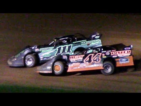 Super Late Model Feature | McKean County Family Raceway | 9-28-18
