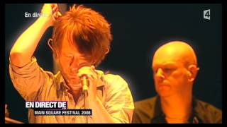 "RADIOHEAD - ""Nude"" live at Main Square Festival 2008, Arras, France, July 6, 2008"