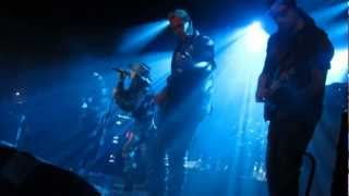 Fields of The Nephilim - Vet For The Insane (Virgin Oil, Helsinki 22.3.2013)