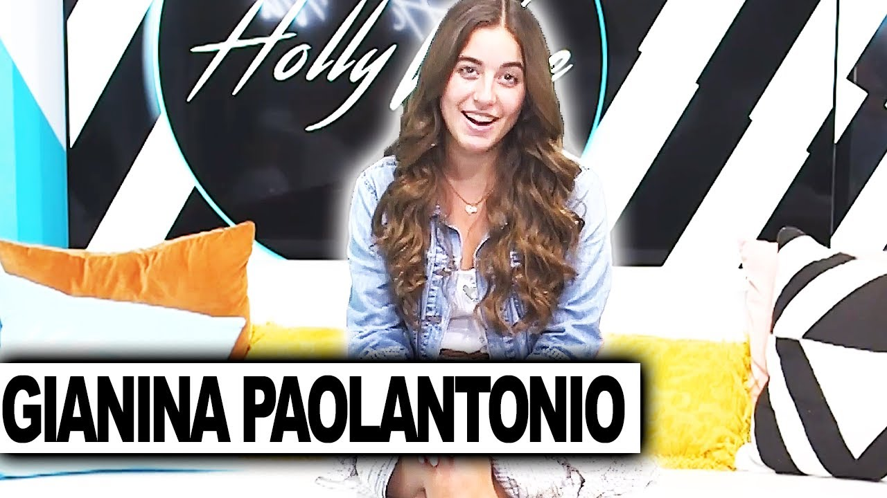 Gianina Paolantonio Chats Hot Girl Summer, Jersey Shore & More! | Hollywire