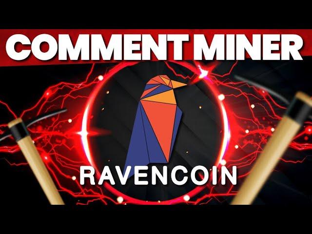 Comment miner du RavenCoin (RVN) ?