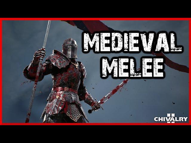 The Tournament Grounds Chivalry 2 Knight Gameplay