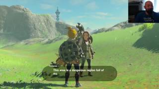Zelda Breath of the Wild moaning (XXX rated game?!?!)
