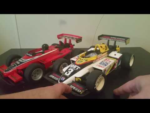 Tyco/Taiyo RC Indy Car differences