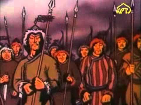 Оргия праведников - Последний воин мертвой земли.avi
