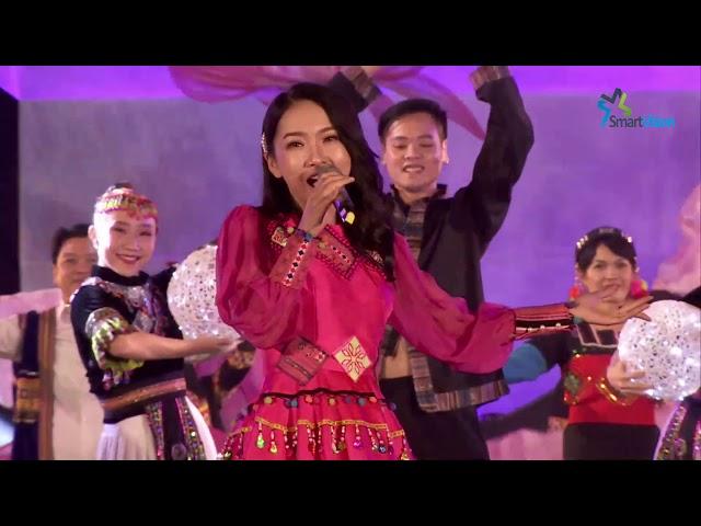 Nhạc nước quảng trường 26/3 Hà Giang - Lễ hội hoa Tam Giác Mạch