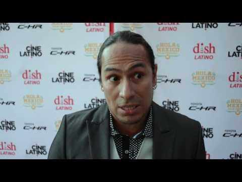 Horacio Garcia Rojas @ the Hola Mexico Film Festival