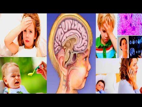Как проявляется менингит у ребенка