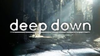 Deep Down Official reveal - Gameplay Demonstration - Playstation 4 Meeting 2013 HD Footage