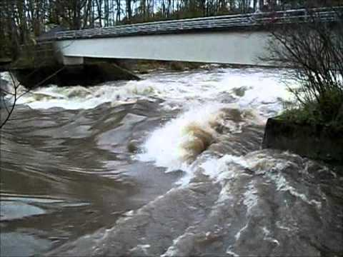 Hochwasser an der Rur / Kreis Heinsberg