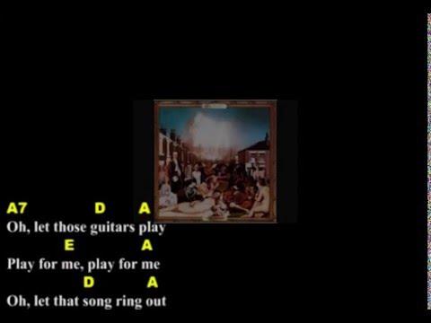ROCK NROLL ORIGINAL SONGS CHORDS, LYRICS # 1