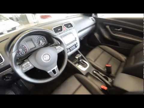 2010 Volkswagen Eos Komfort CONVERTIBLE (stk# P2704 ) for sale at Trend Motors VW in Rockaway, NJ