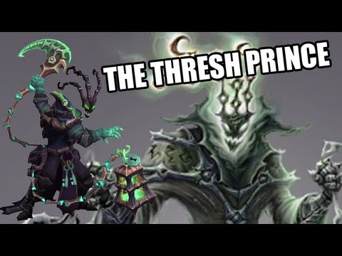 THE THRESH PRINCE