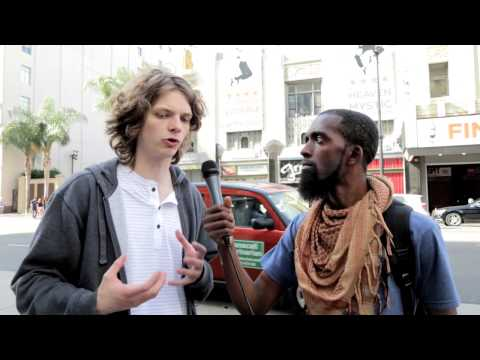 On the Street With Noah Seifullah - Presented by Mercy for Mankind - Hollywood Walk of Fame