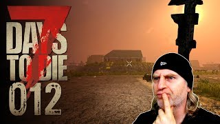 🔨 7 Days to Die [012] [Schatzsuche mit Hindernissen] Let's Play Gameplay Deutsch German thumbnail