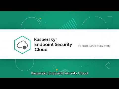 Как защитить ваши рабочие устройства с помощью Kaspersky Endpoint Security Cloud