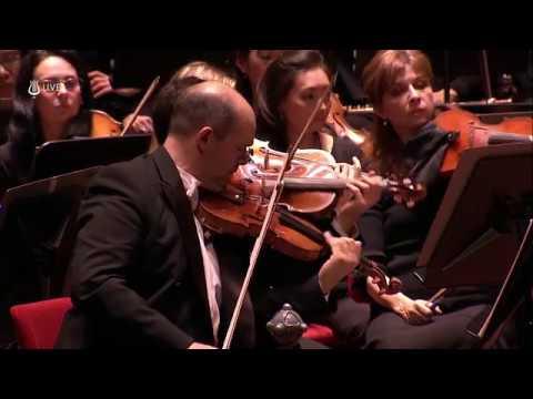 Mahler - Zesde symfonie in a - Finale - Jaap van Zweden, Dallas Symphony Orchestra & Hillary Hahn